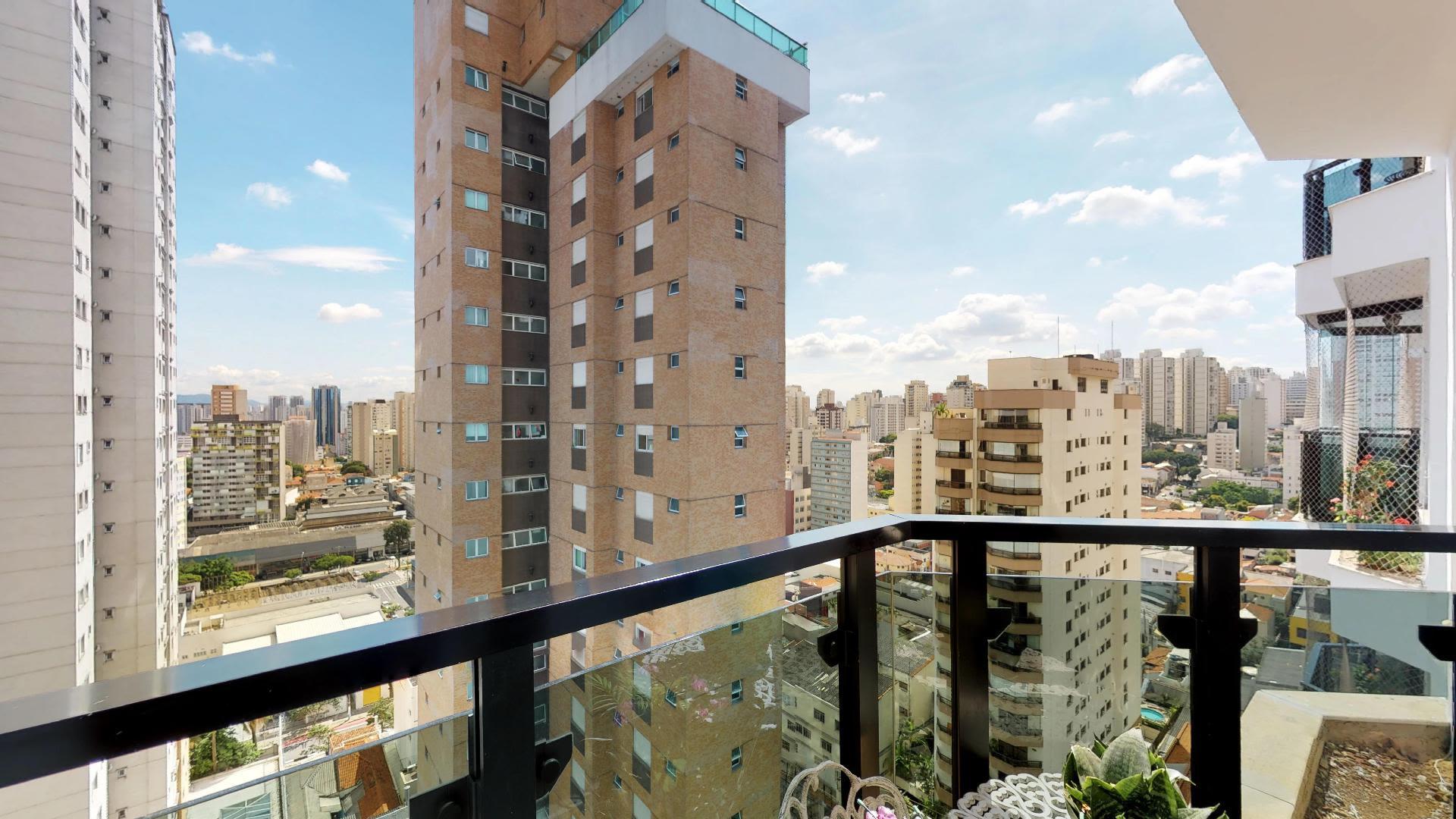 Imagem do Apartamento ID-1553 na Rua Apinajés, Perdizes, São Paulo - SP