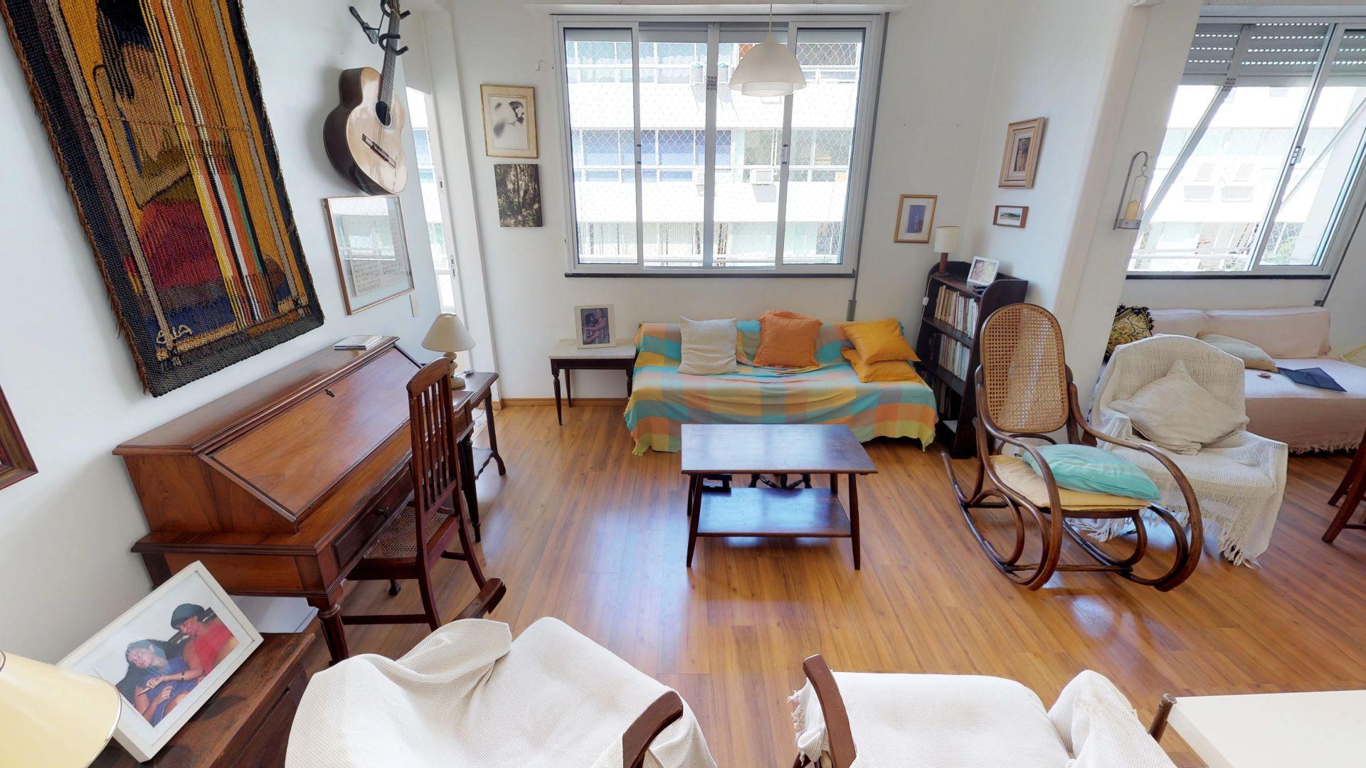 Imagem do Apartamento ID-213 na Rua Cândido Gafree, Urca, Rio de Janeiro - RJ