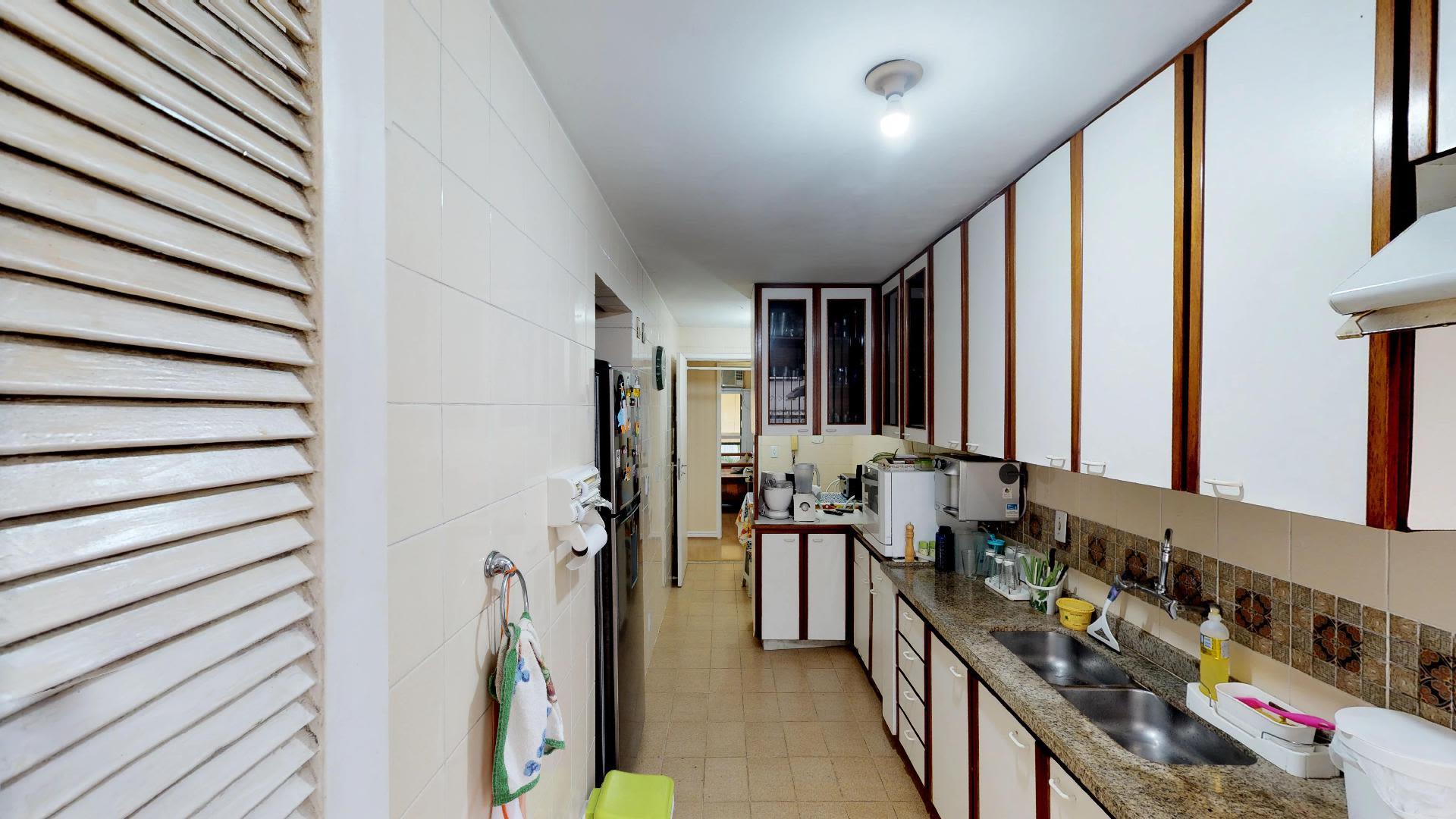 Imagem do Apartamento ID-357 na Rua da Matriz, Botafogo, Rio de Janeiro - RJ