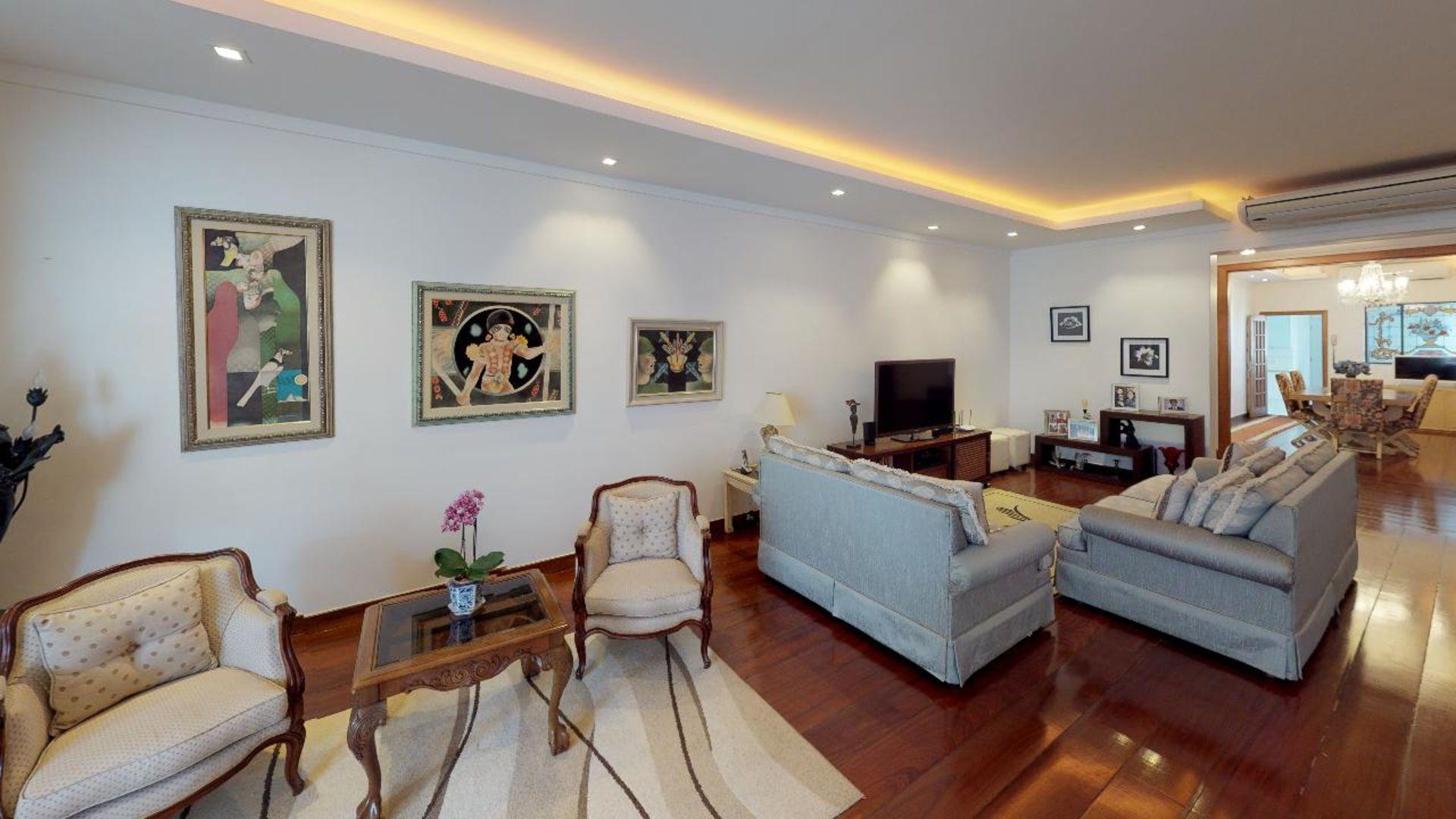 Imagem do Apartamento ID-3005 na Rua Paula Freitas, Copacabana, Rio de Janeiro - RJ
