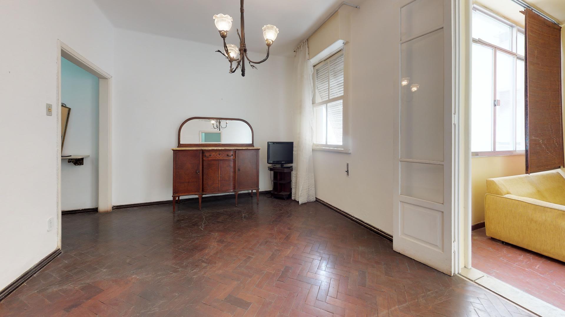 Imagem do Apartamento ID-724 na Praça São Salvador, Laranjeiras, Rio de Janeiro - RJ