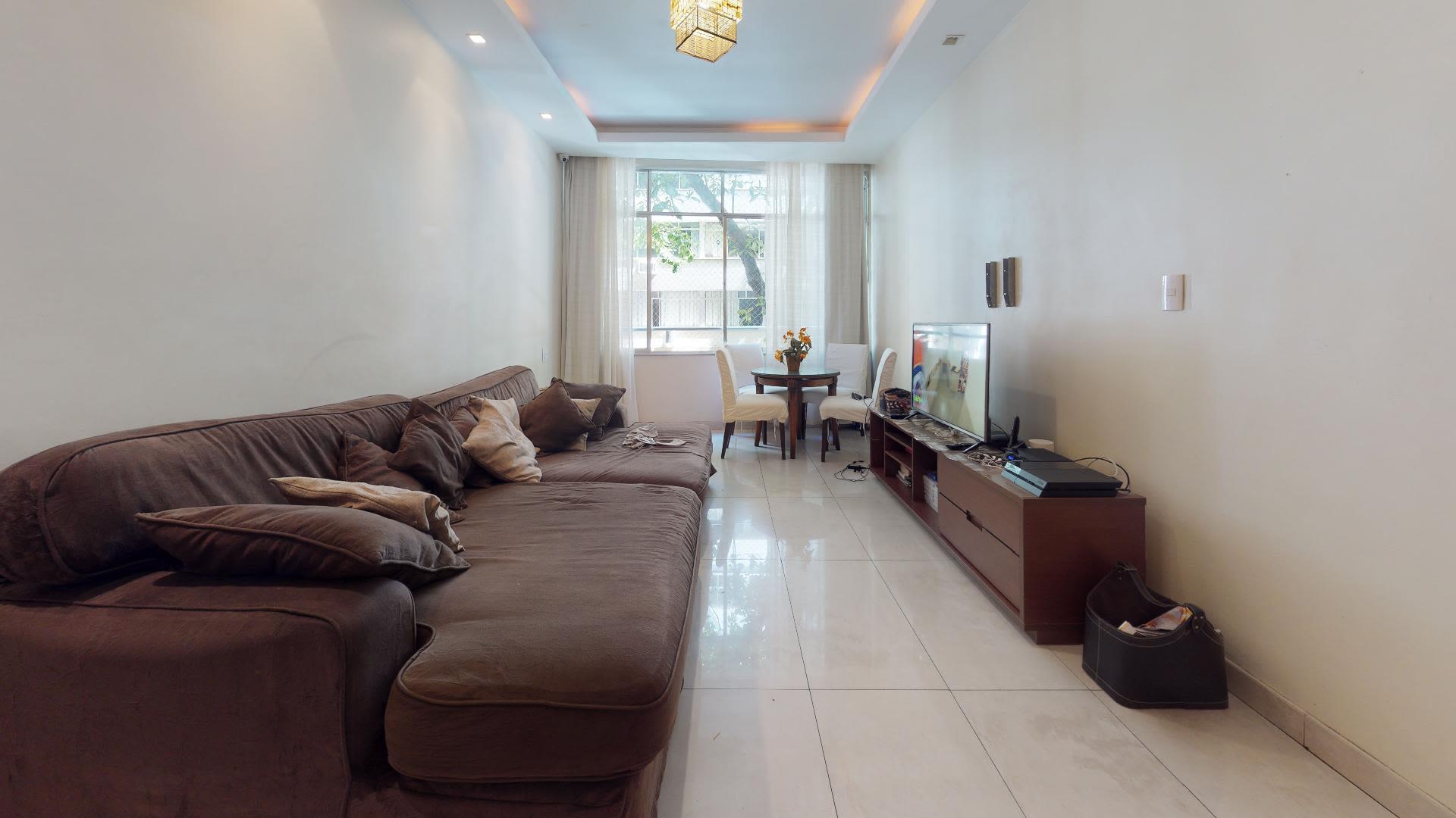 Imagem do Apartamento ID-2087 na Rua Domingos Ferreira, Copacabana, Rio de Janeiro - RJ
