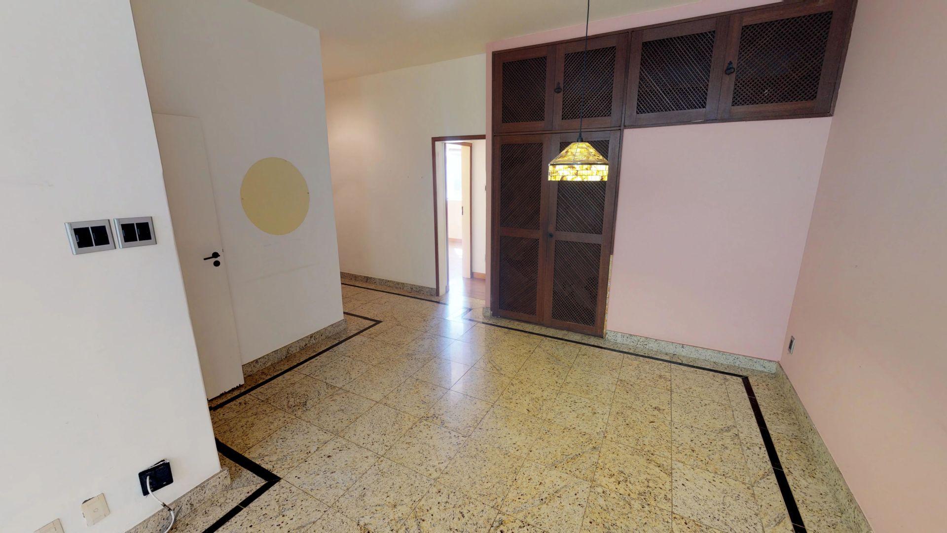 Imagem do Apartamento ID-220 na Rua Belisário Távora, Laranjeiras, Rio de Janeiro - RJ