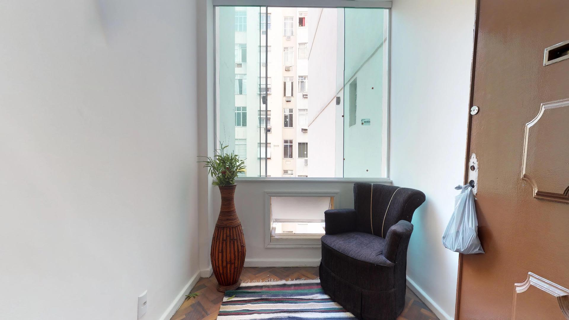 Imagem do Apartamento ID-929 na Rua Inhangá, Copacabana, Rio de Janeiro - RJ