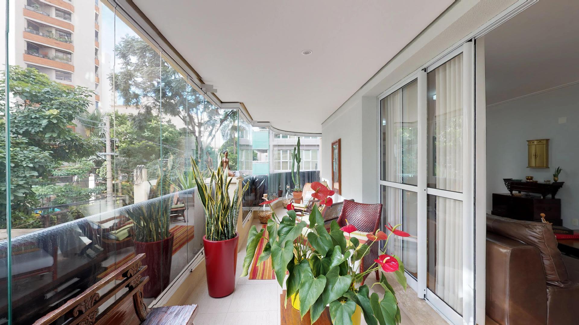 Imagem do Apartamento ID-2096 na Rua Lincoln Albuquerque, Perdizes, São Paulo - SP