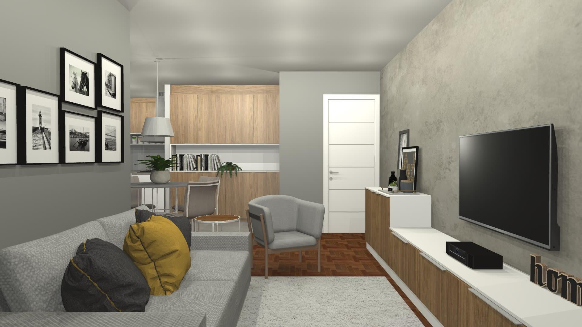 Imagem do Apartamento ID-2934 na Rua Cardoso de Almeida, Perdizes, São Paulo - SP