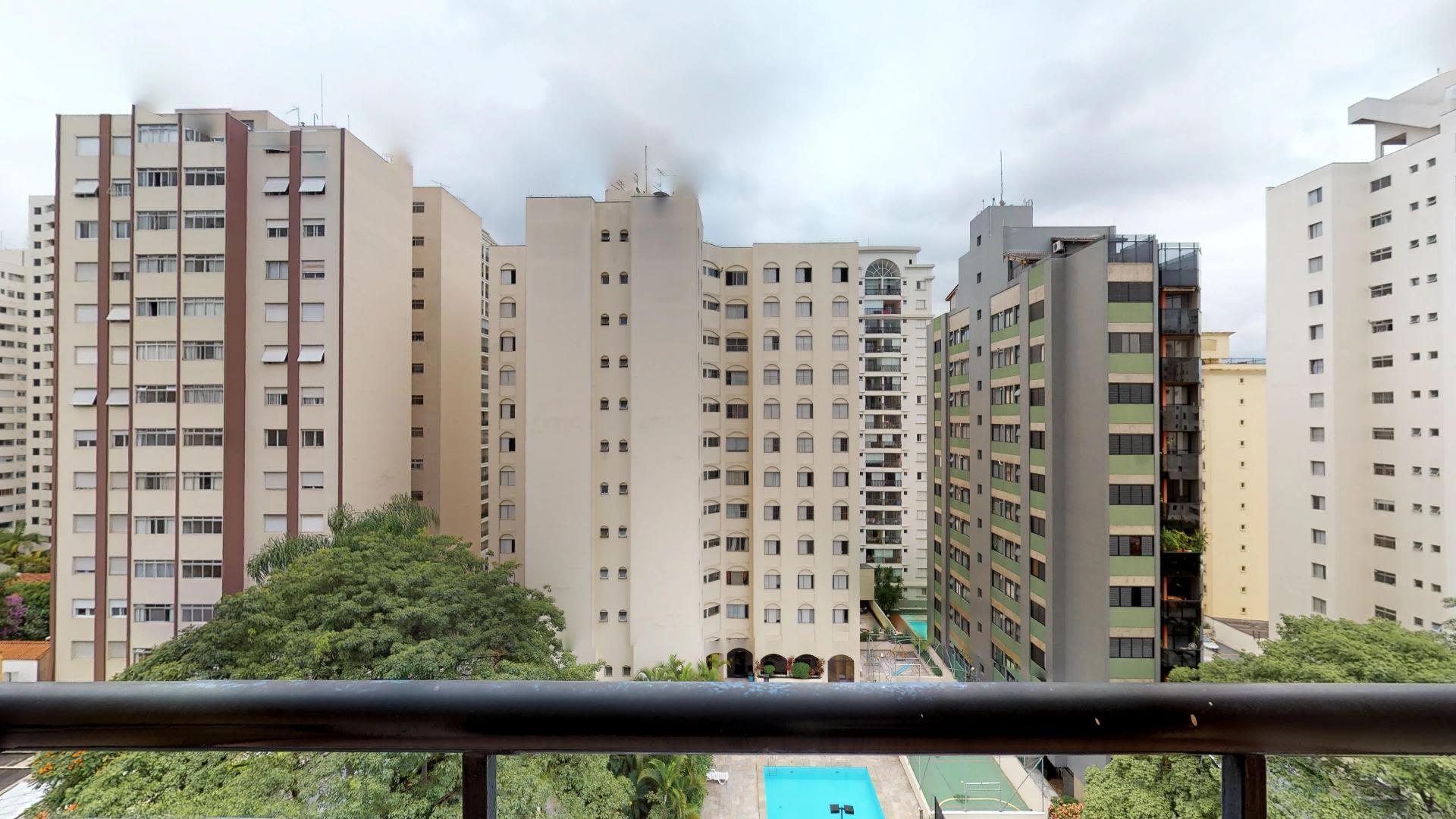 Imagem do Apartamento ID-1921 na Rua Doutor Miranda de Azevedo, Pompeia, São Paulo - SP