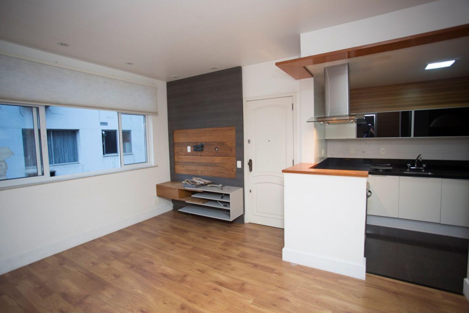 Imagem do Apartamento ID-1757 na Rua Professor Saldanha, Lagoa, Rio de Janeiro - RJ