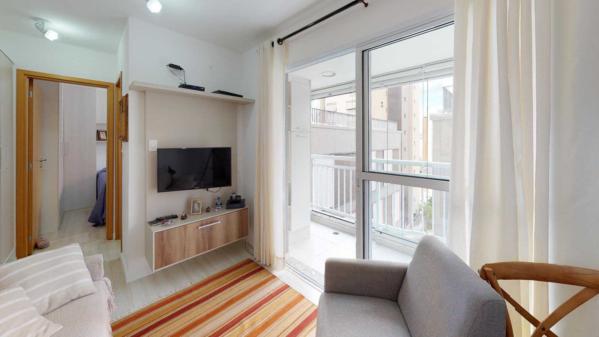 Imagem do Apartamento ID-1611 na Rua Apiacás, Vila Pompeia, São Paulo - SP