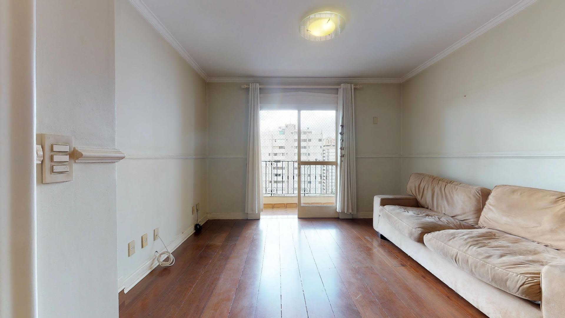 Imagem do Apartamento ID-1234 na Rua Caraíbas, Perdizes, São Paulo - SP