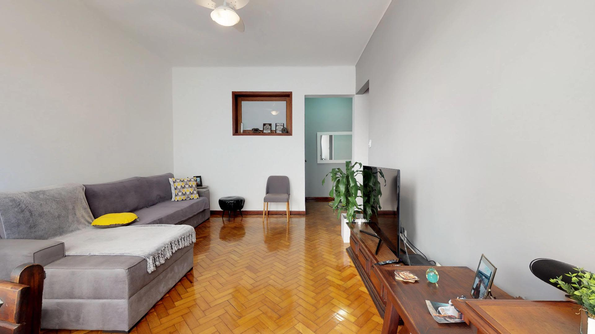 Imagem do Apartamento ID-740 na Rua Voluntários da Pátria, Botafogo, Rio de Janeiro - RJ