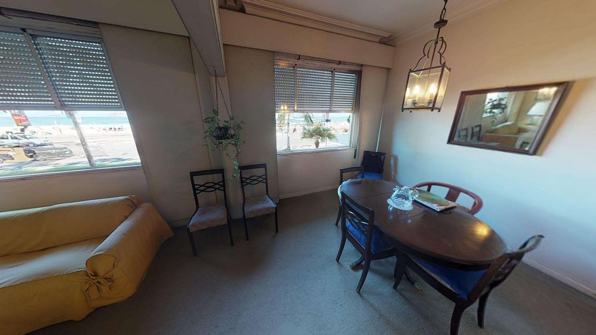Imagem do Apartamento ID-3069 na Avenida Delfim Moreira, Leblon, Rio de Janeiro - RJ