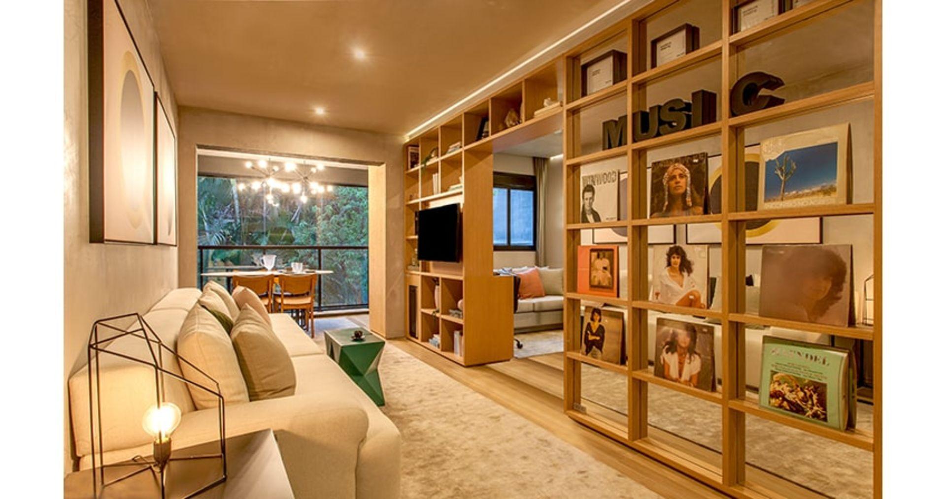 Imagem do Apartamento ID-3091 na Rua João Moura, Pinheiros, São Paulo - SP