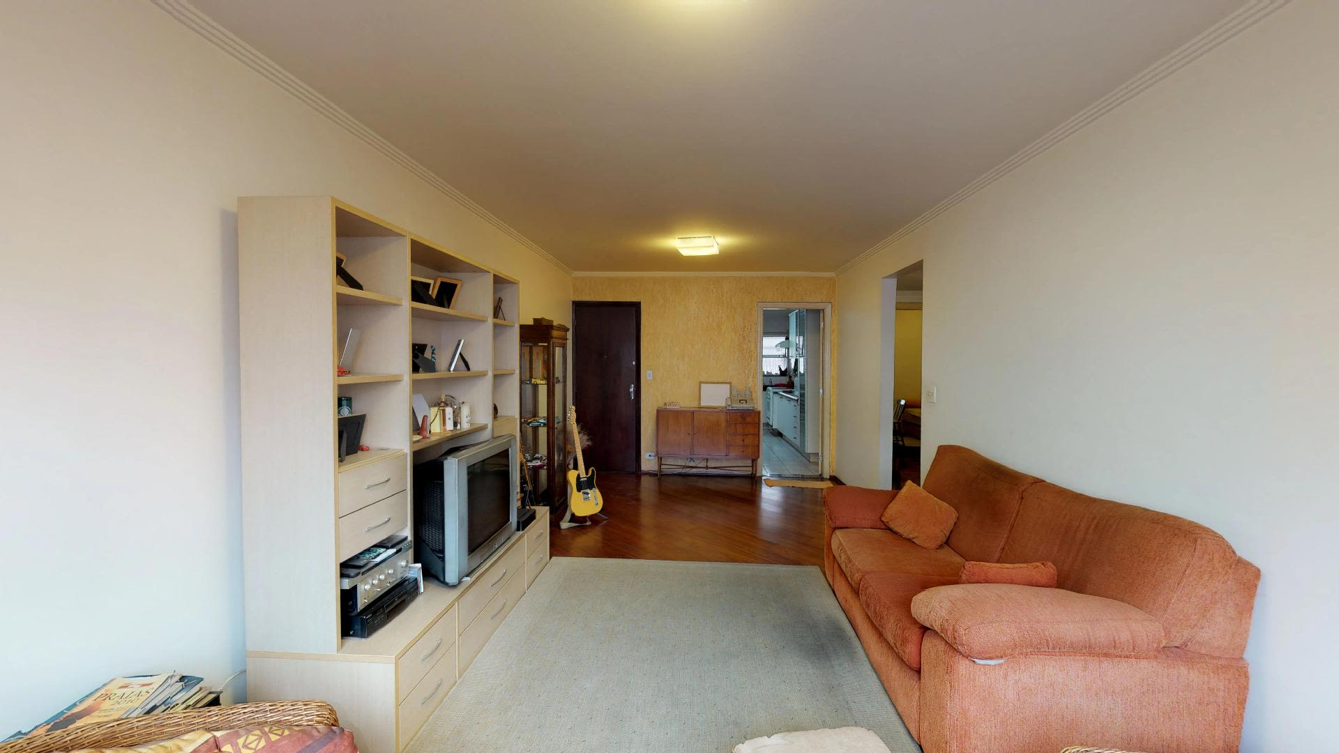 Imagem do Apartamento ID-2890 na Rua Venâncio Aires, Vila Pompeia, São Paulo - SP