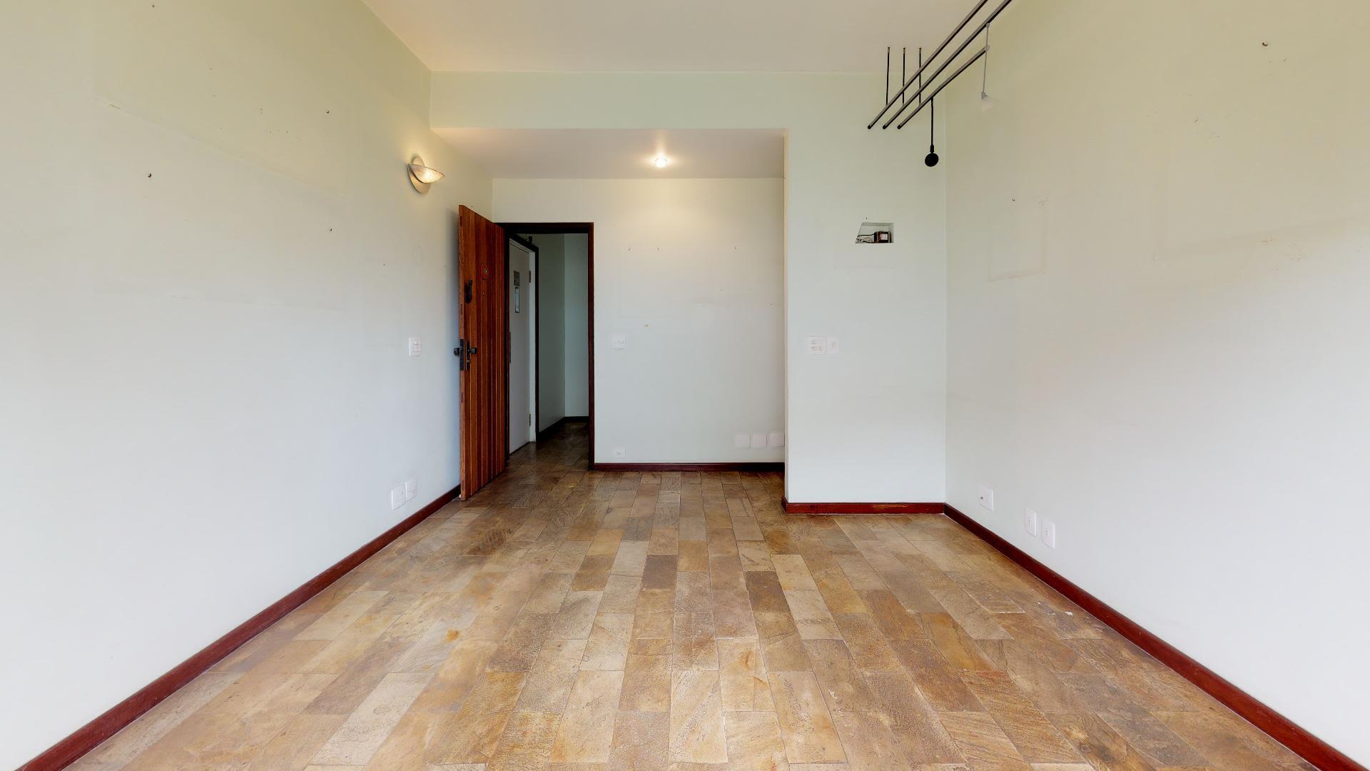 Imagem do Apartamento ID-612 na Rua J. Carlos, Jardim Botânico, Rio de Janeiro - RJ