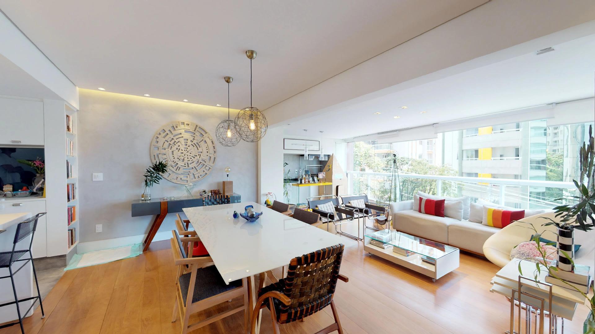 Imagem do Apartamento ID-1370 na Rua CaiubÍ, Perdizes, São Paulo - SP