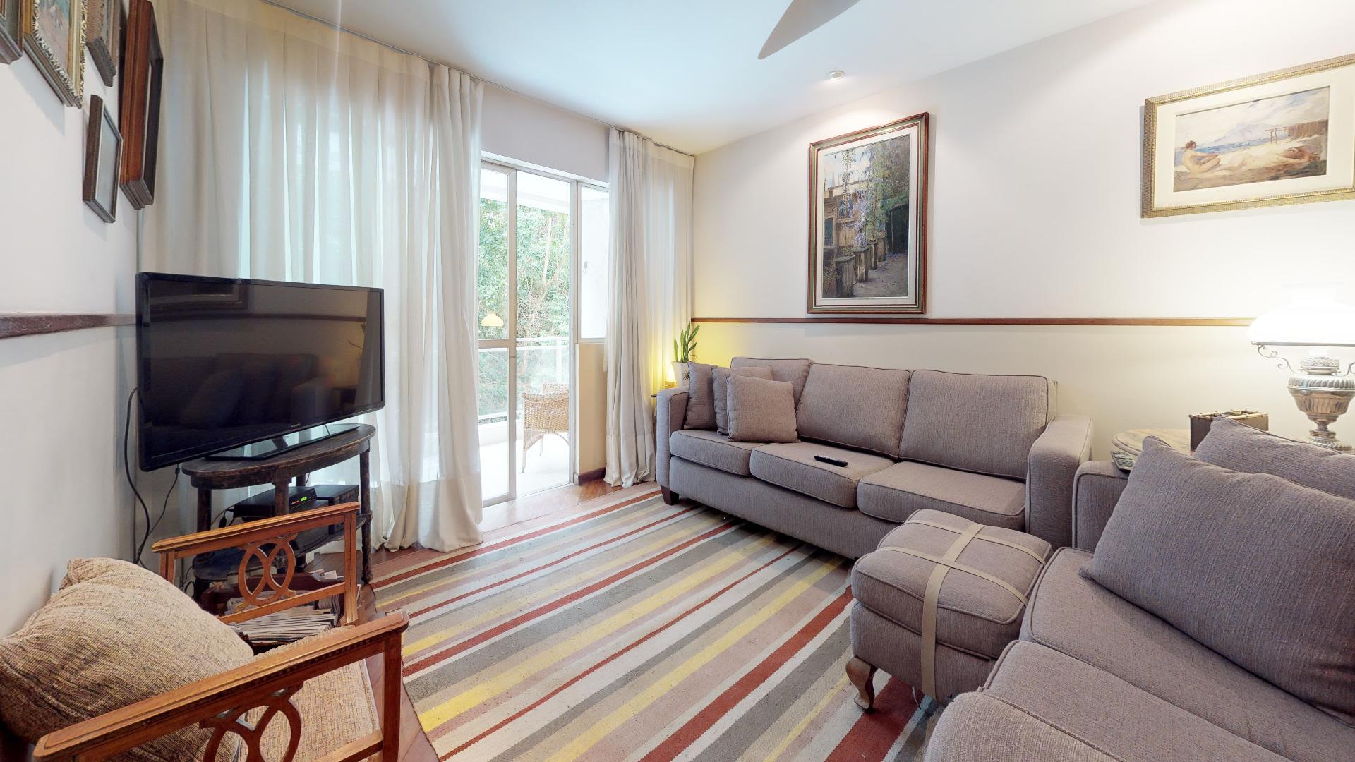 Imagem do Apartamento ID-1129 na Rua Timóteo da Costa, Leblon, Rio de Janeiro - RJ
