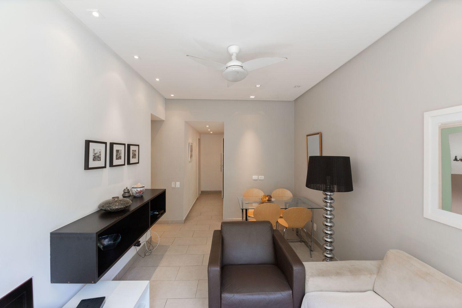 Imagem do Apartamento ID-2674 na Rua Barão da Torre, Ipanema, Rio de Janeiro - RJ