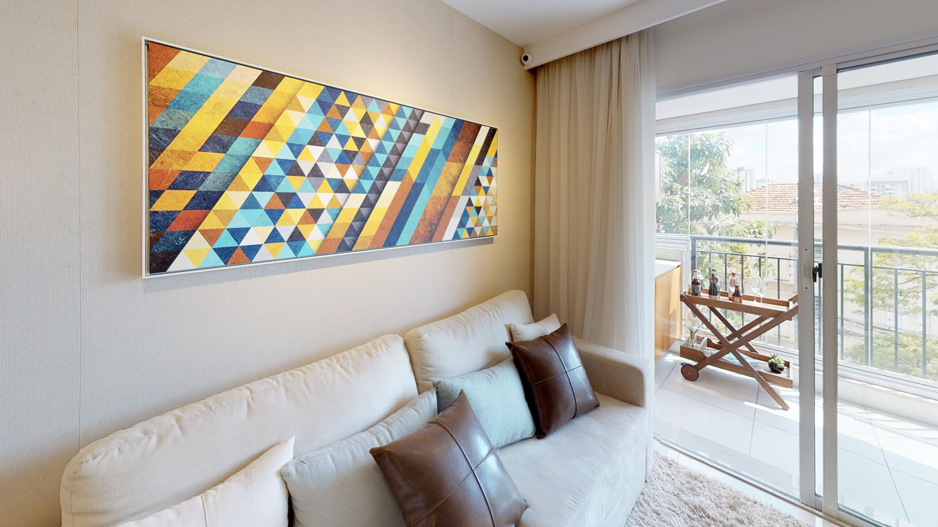 Imagem do Apartamento ID-1471 na Rua Cajaíba, Vila Pompeia, São Paulo - SP