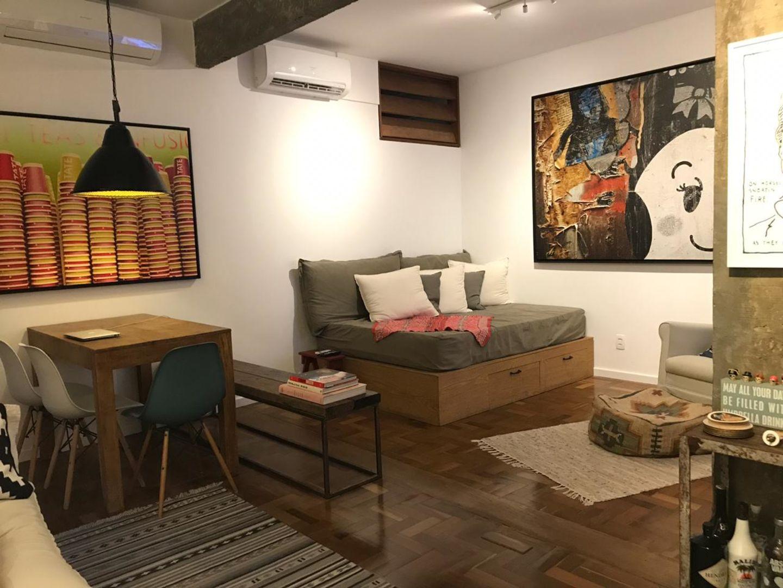Imagem do Apartamento ID-1550 na Rua General Severiano, Botafogo, Rio de Janeiro - RJ