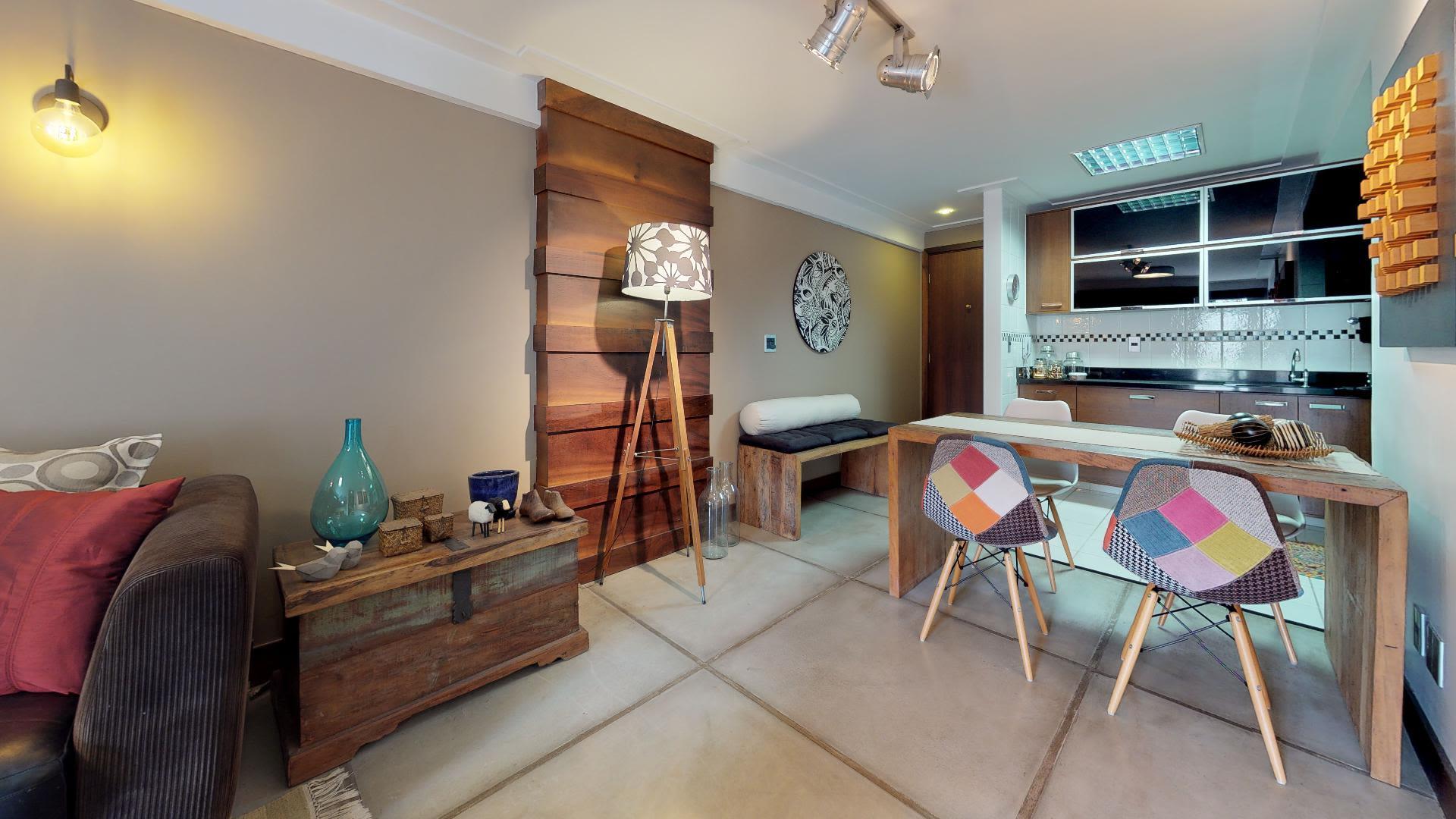Imagem do Apartamento ID-1027 na Rua da Passagem, Botafogo, Rio de Janeiro - RJ