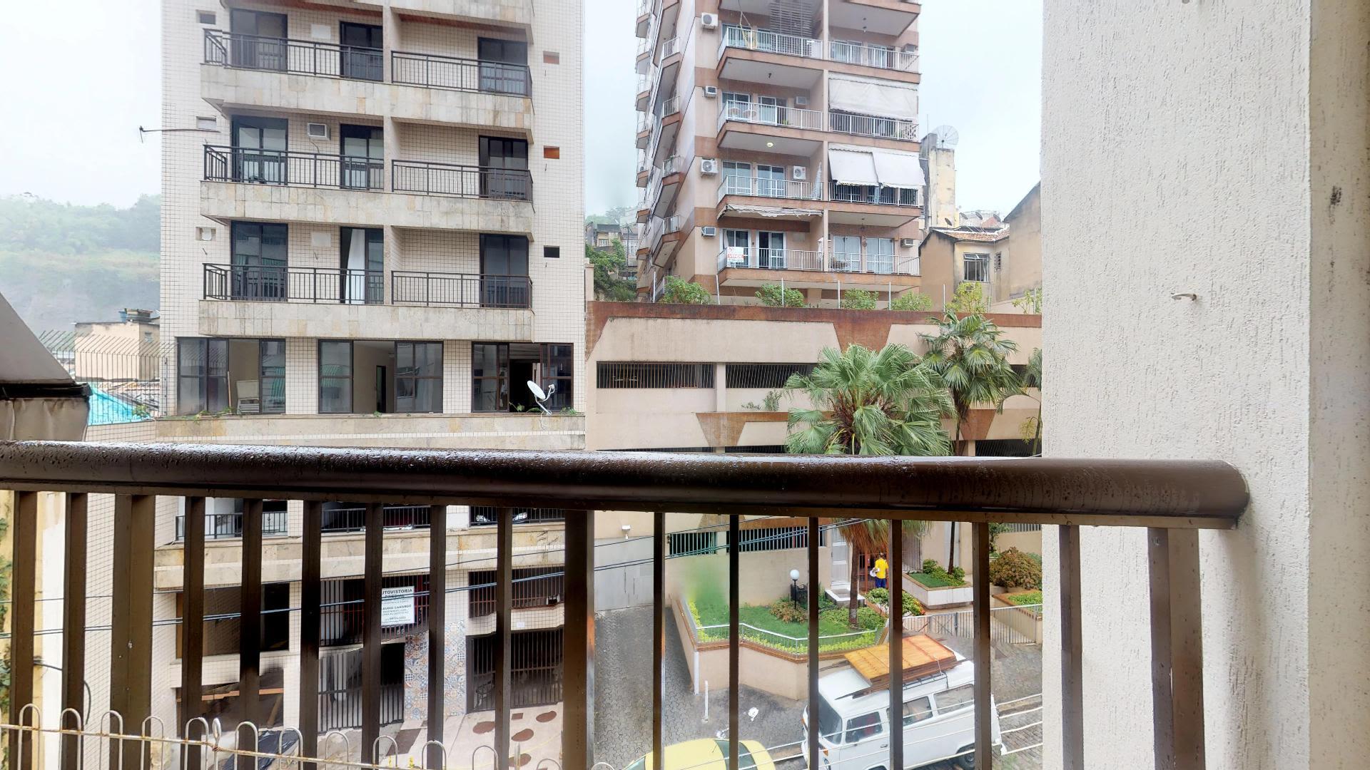 Imagem do Apartamento ID-1178 na Rua Bento Lisboa, Catete, Rio de Janeiro - RJ