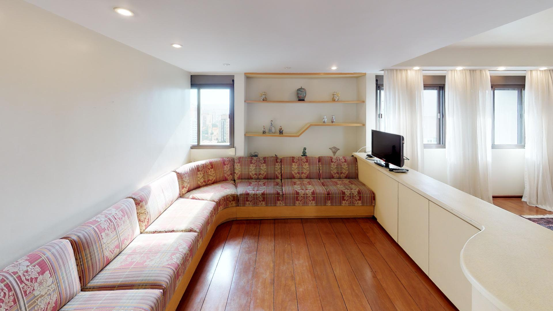 Imagem do Apartamento ID-3605 na Rua Turiassú, Perdizes, São Paulo - SP