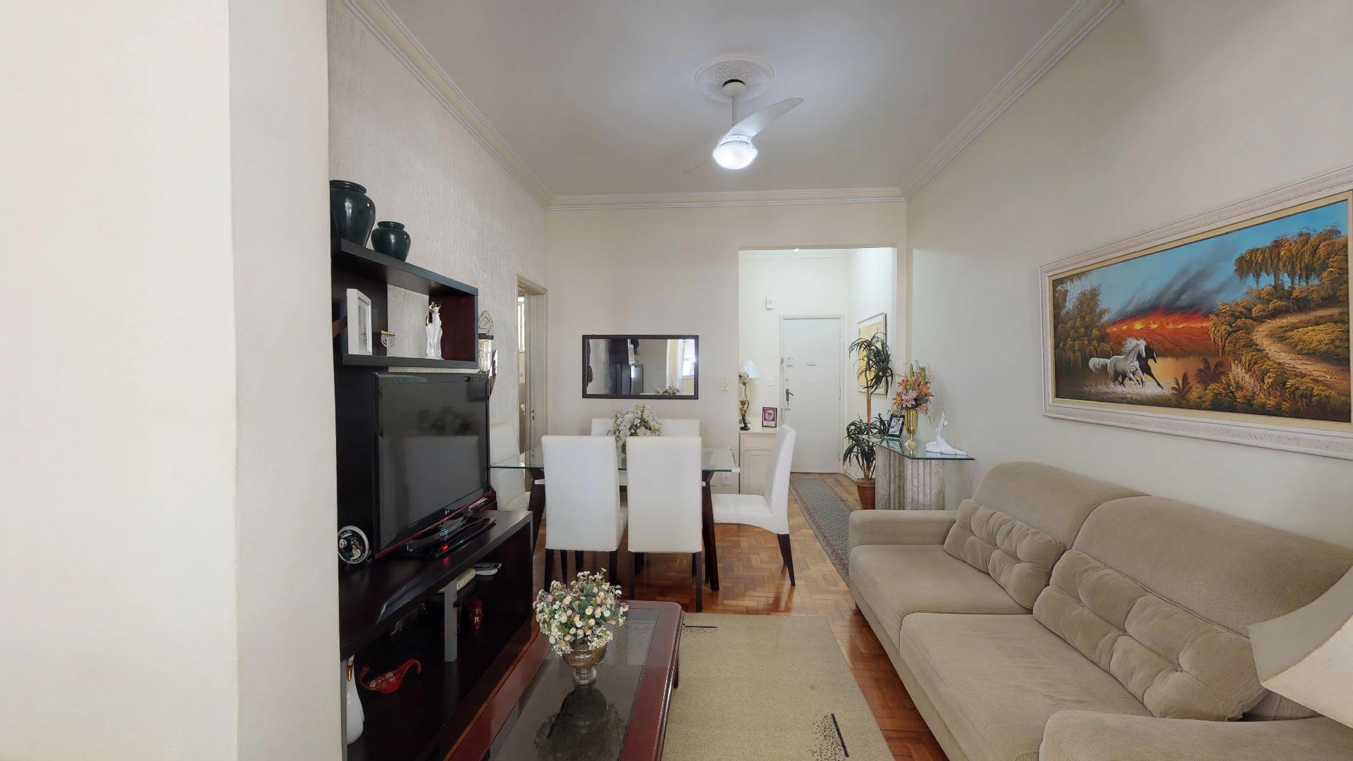 Imagem do Apartamento ID-1252 na Rua Ronald de Carvalho, Copacabana, Rio de Janeiro - RJ