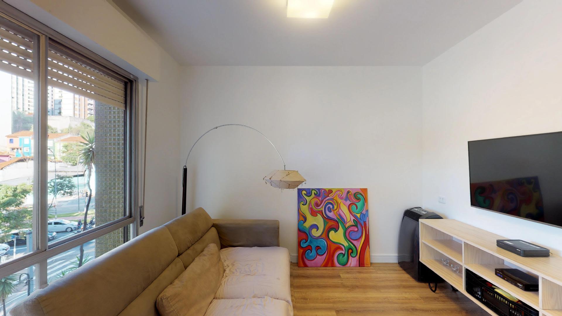 Imagem do Apartamento ID-1764 na Rua Bartira, Perdizes, São Paulo - SP