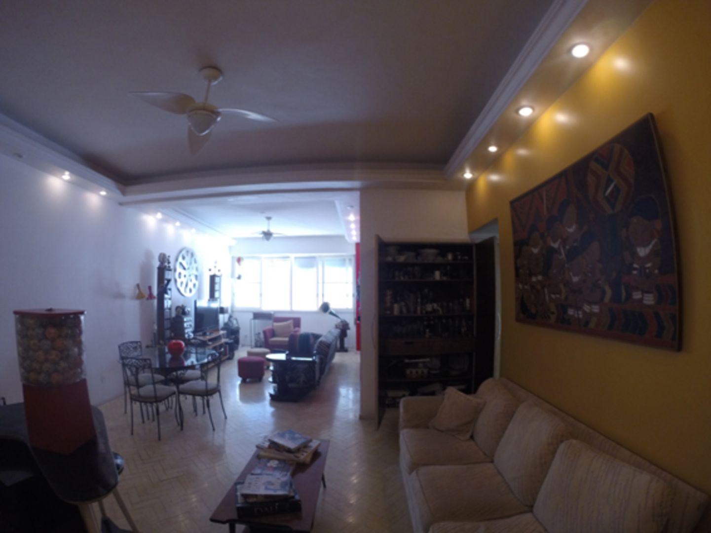 Imagem do Apartamento ID-1989 na Rua Anita Garibaldi, Copacabana, Rio de Janeiro - RJ