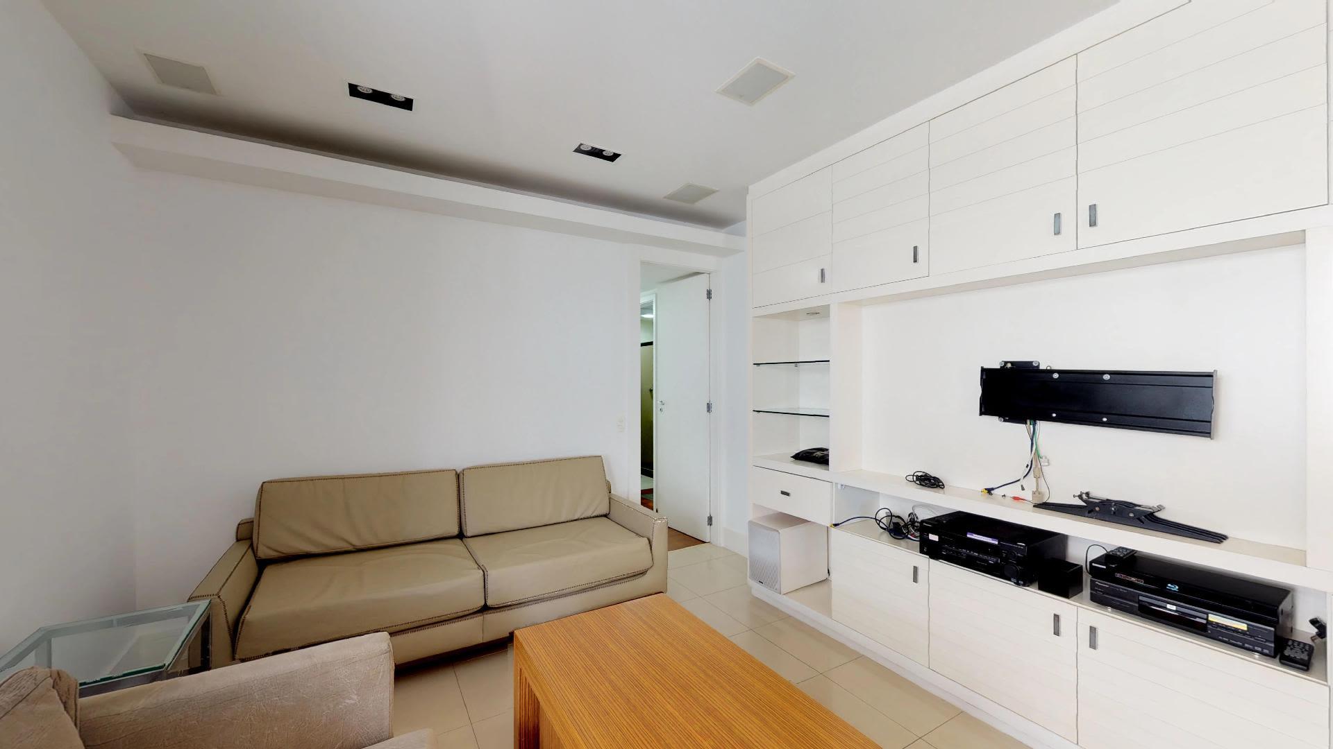 Imagem do Apartamento ID-2915 na Rua Eduardo Guinle, Botafogo, Rio de Janeiro - RJ