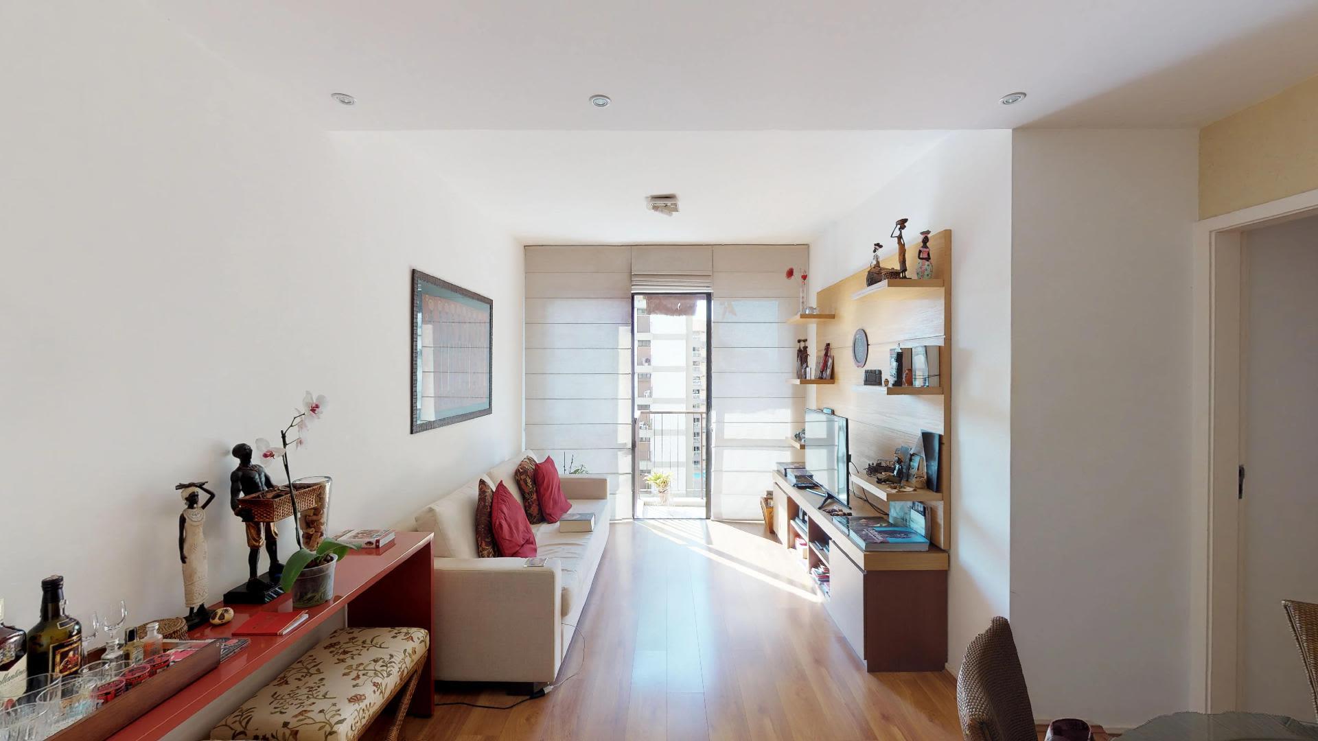 Imagem do Apartamento ID-2974 na Rua Barão de Lucena, Botafogo, Rio de Janeiro - RJ