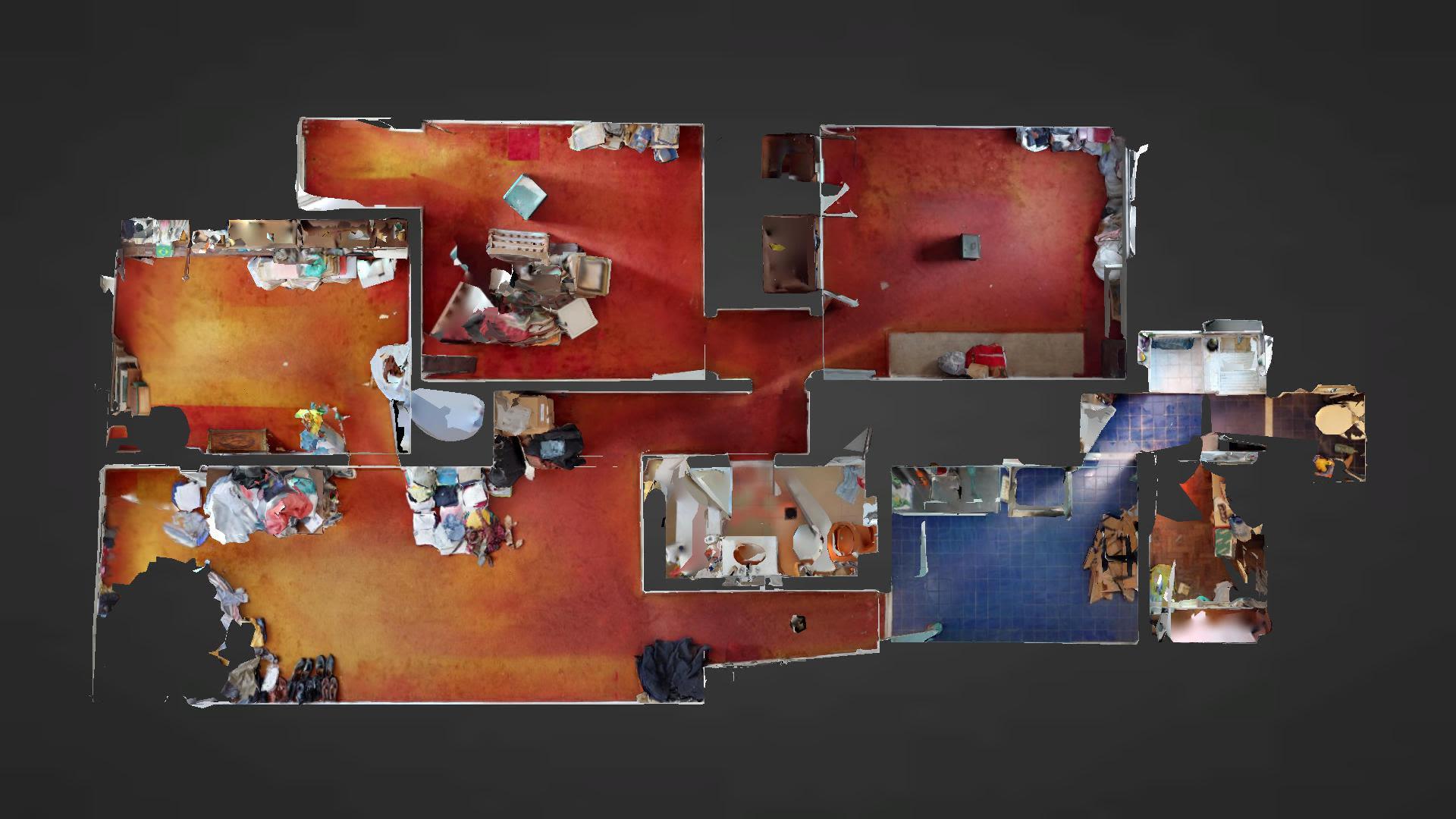 Imagem do Apartamento ID-293 na Rua das Laranjeiras, Laranjeiras, Rio de Janeiro - RJ