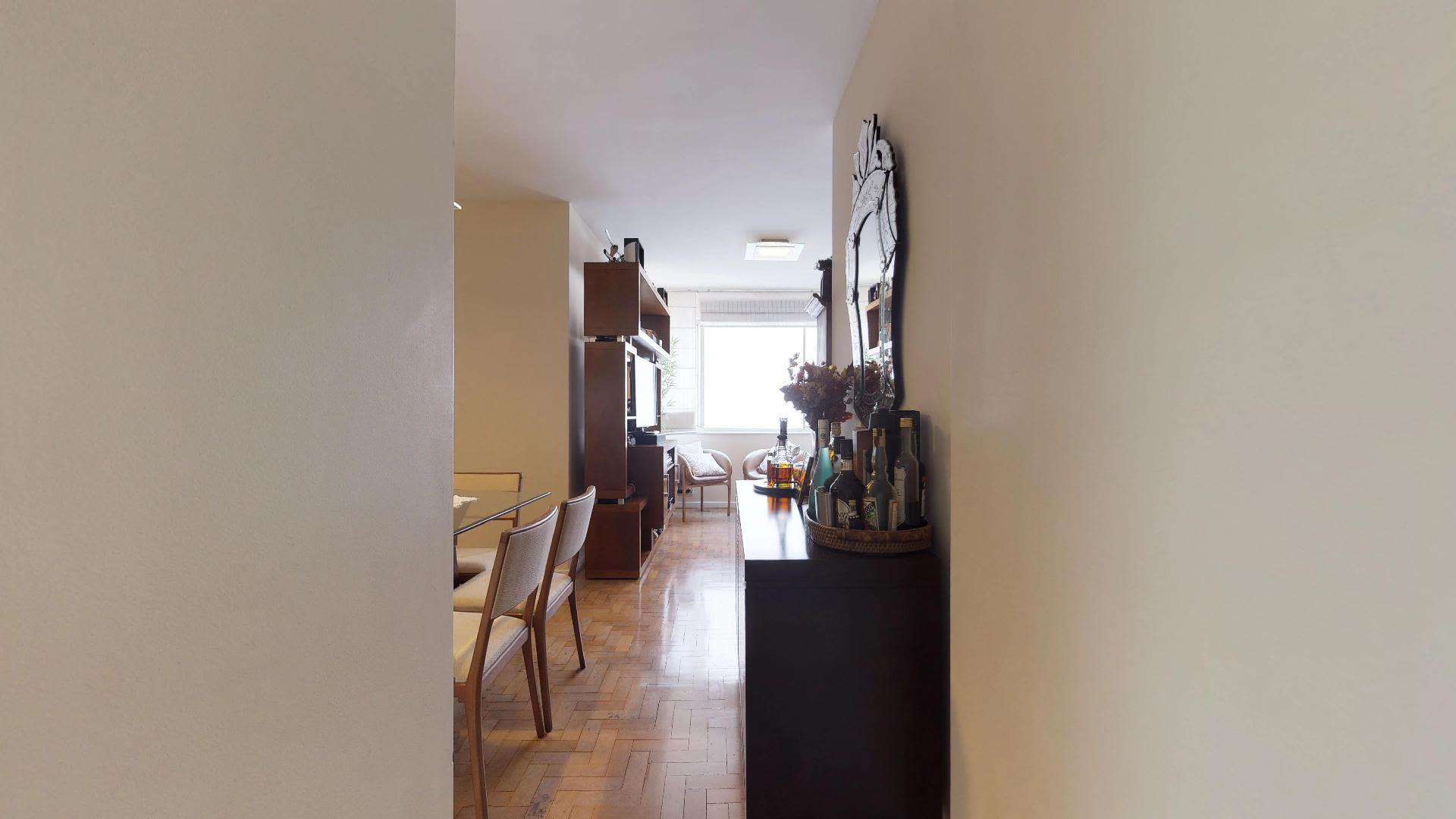 Imagem do Apartamento ID-663 na Rua Professor Saldanha, Lagoa, Rio de Janeiro - RJ