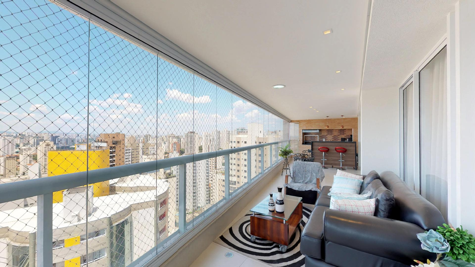 Imagem do Apartamento ID-1369 na Rua CaiubÍ, Perdizes, São Paulo - SP