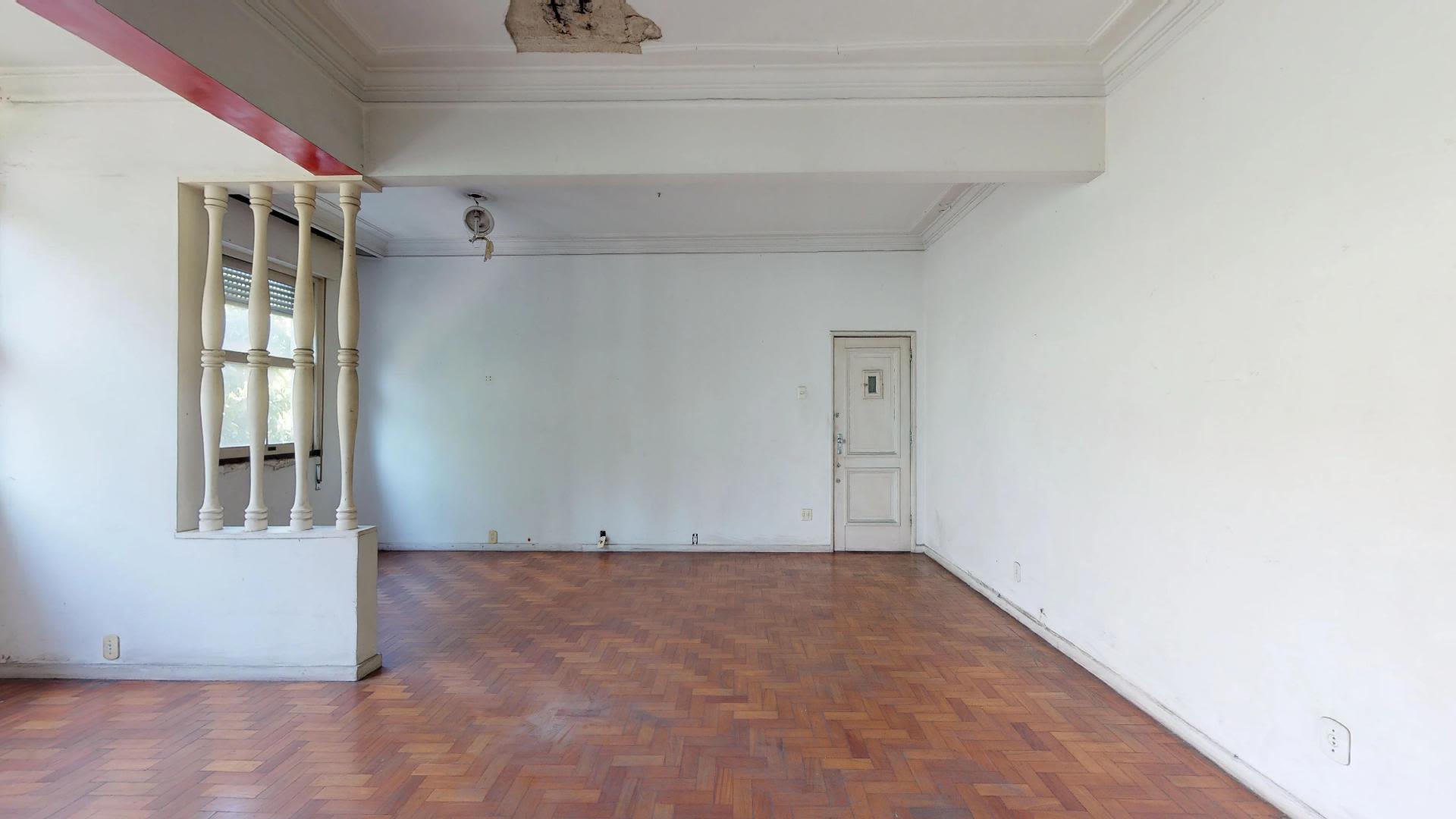 Imagem do Apartamento ID-2655 na Avenida General San Martin, Leblon, Rio de Janeiro - RJ
