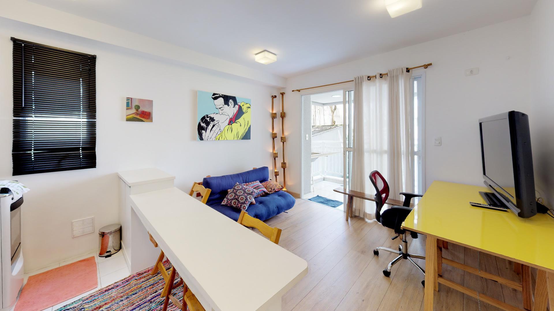 Imagem do Apartamento ID-1453 na Rua Apiacás, Vila Pompeia, São Paulo - SP