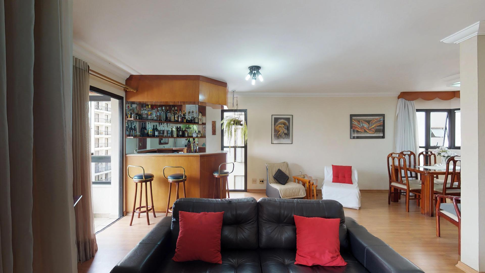 Imagem do Apartamento ID-2090 na Rua Caraíbas, Vila Pompeia, São Paulo - SP