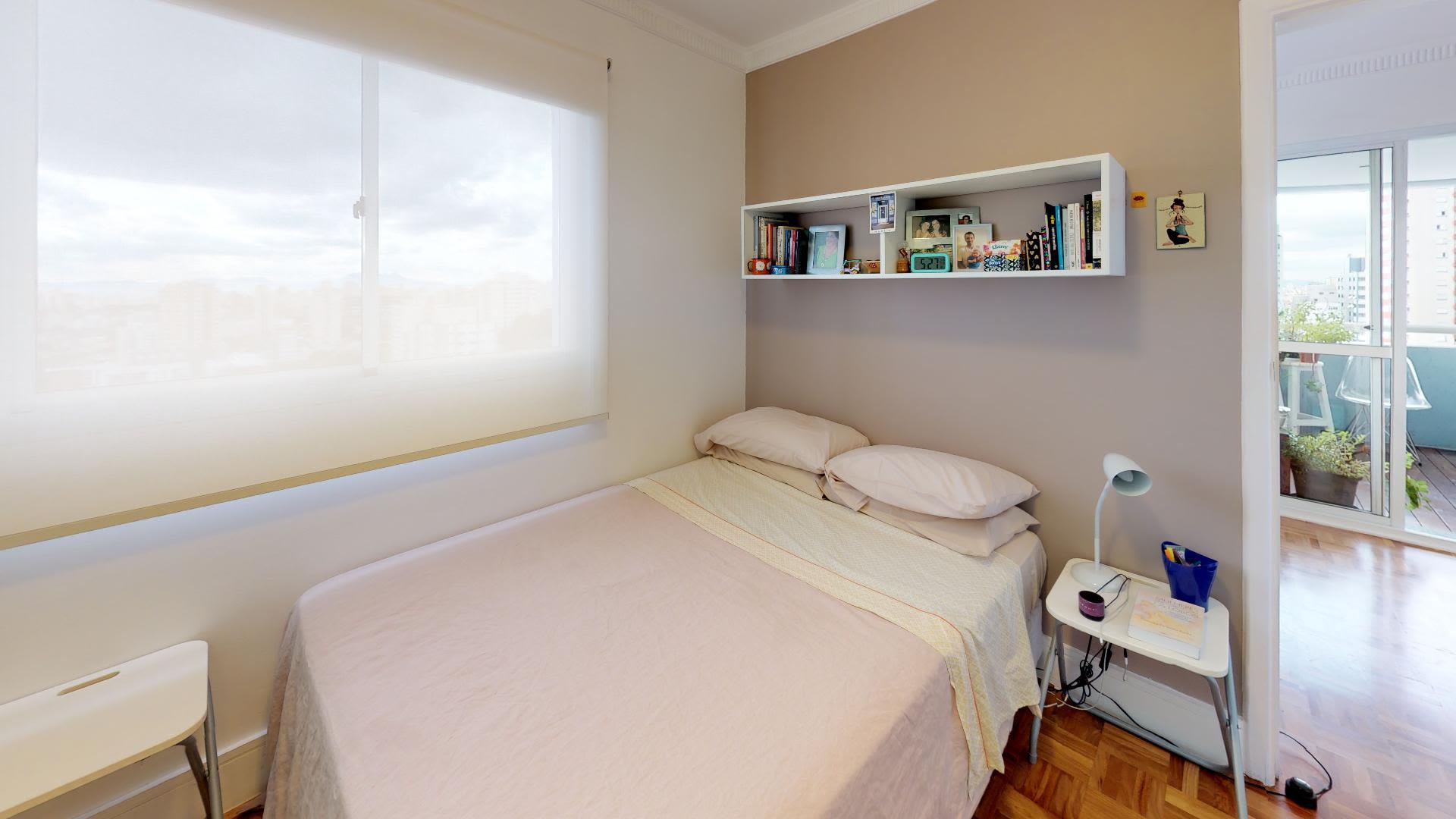 Imagem do Apartamento ID-2229 na Rua Aimberê, Perdizes, São Paulo - SP