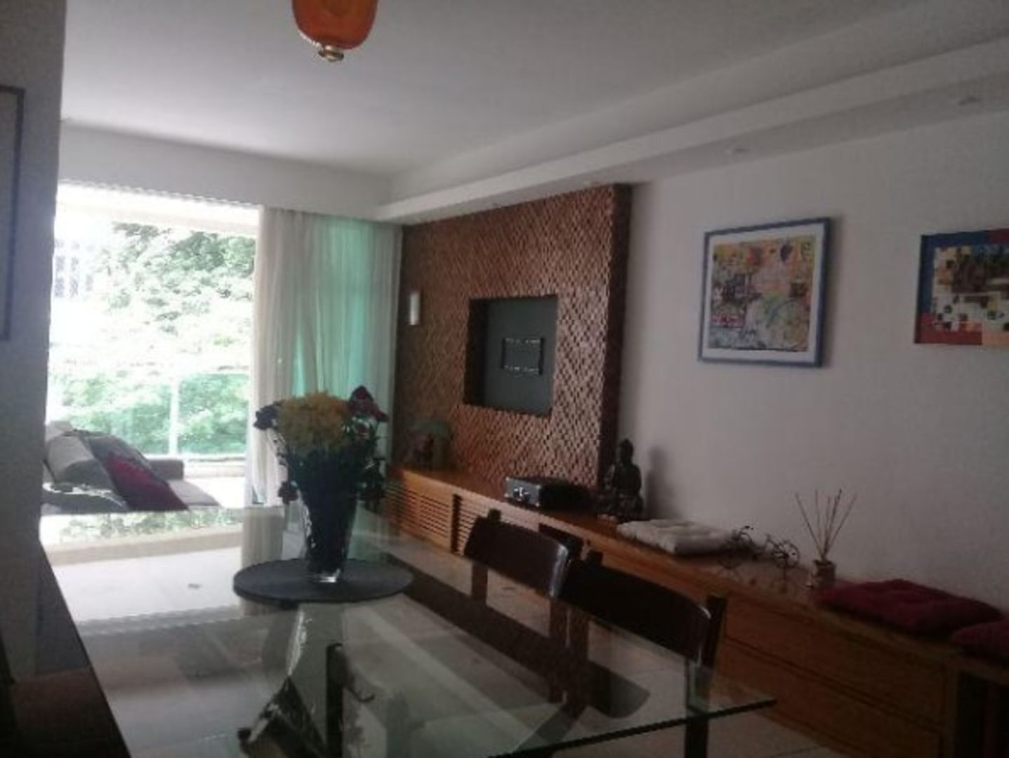 Imagem do Apartamento ID-744 na Rua General Cristóvão Barcelos, Laranjeiras, Rio de Janeiro - RJ