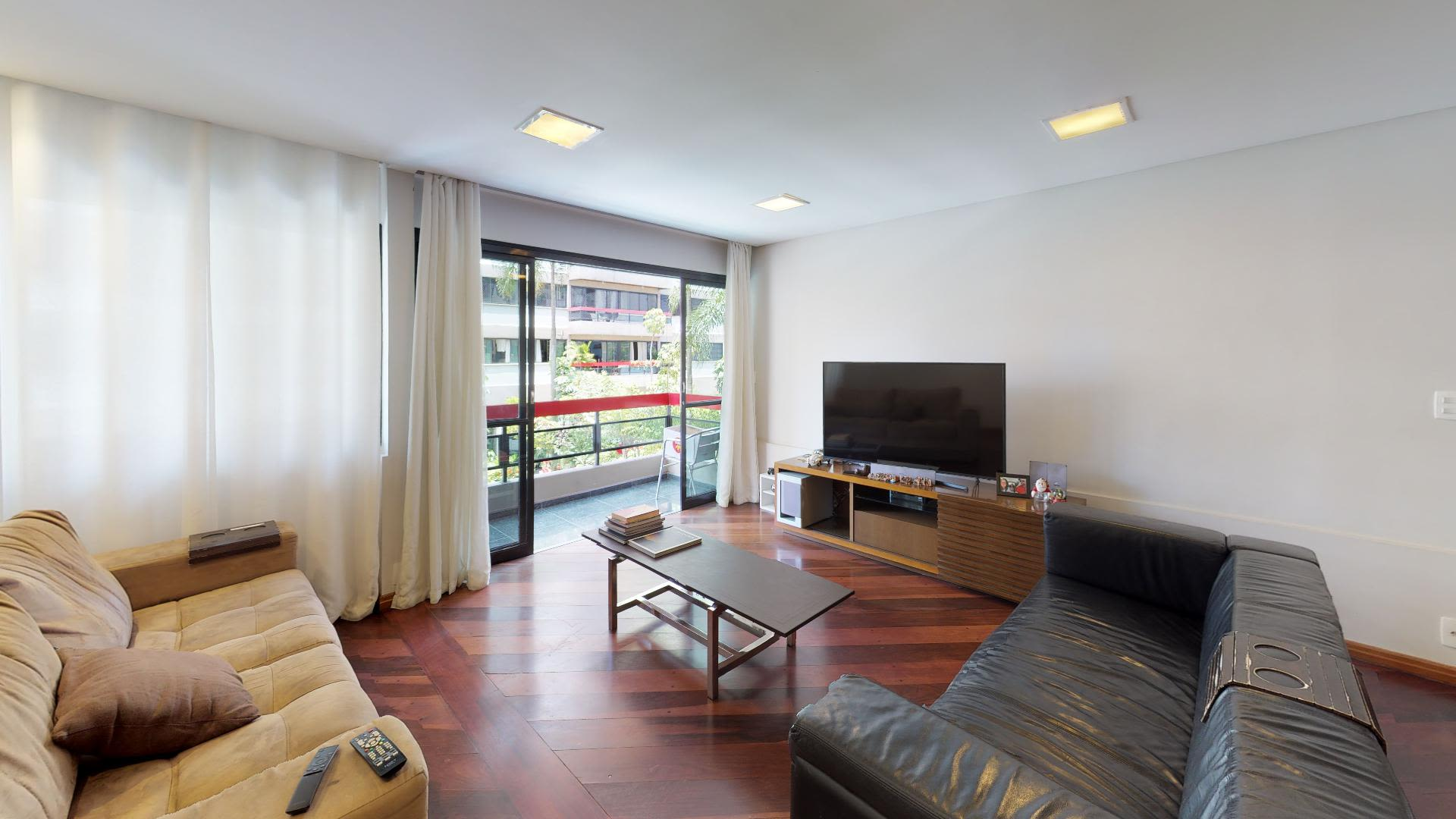 Imagem do Apartamento ID-1621 na Rua Diana, Pompeia, São Paulo - SP