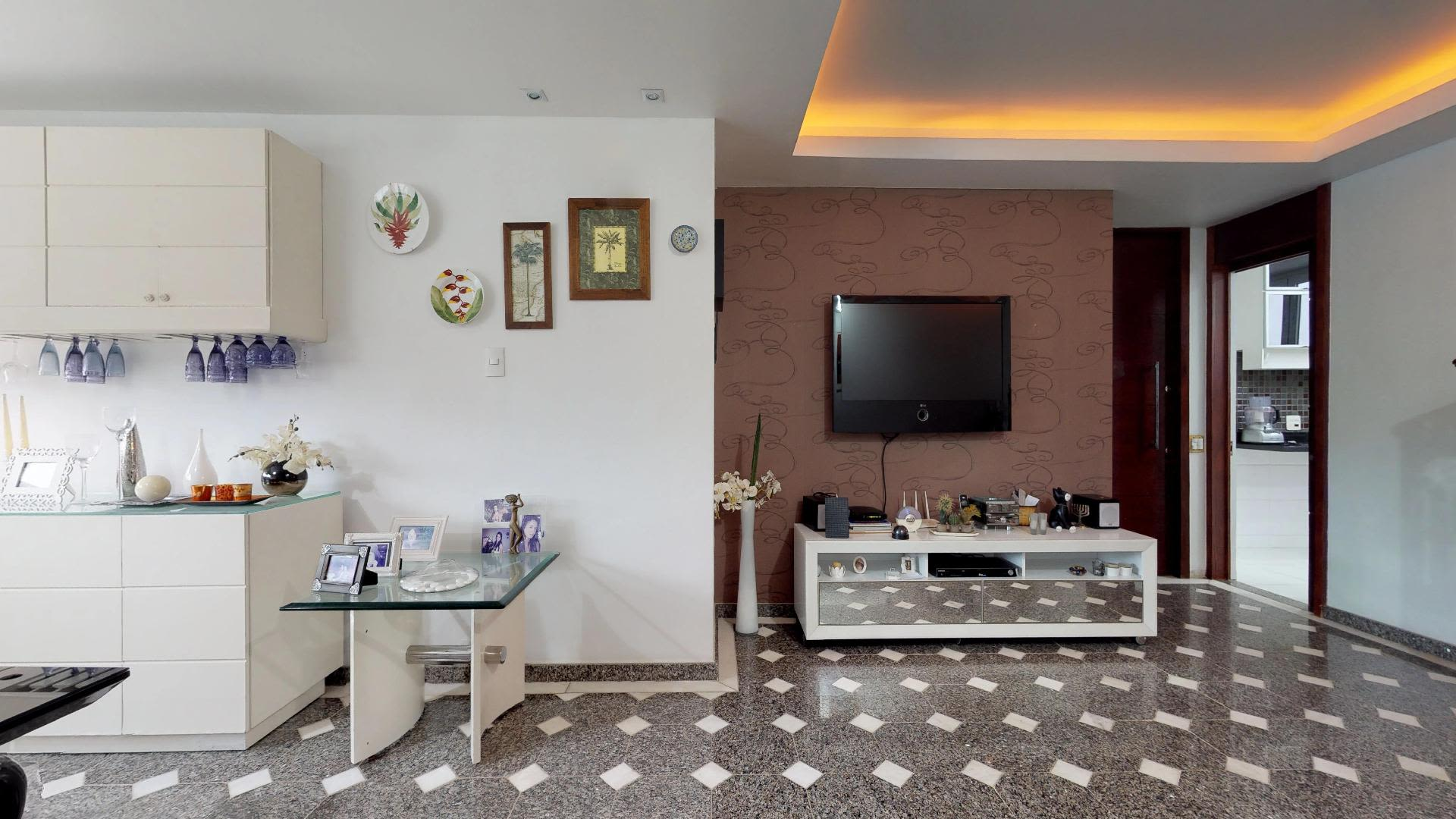 Imagem do Apartamento ID-1164 na Rua Gustavo Sampaio, Leme, Rio de Janeiro - RJ