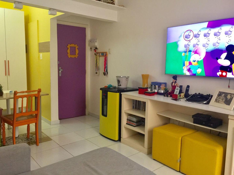Imagem do Apartamento ID-823 na Rua Décio Vilares, Copacabana, Rio de Janeiro - RJ