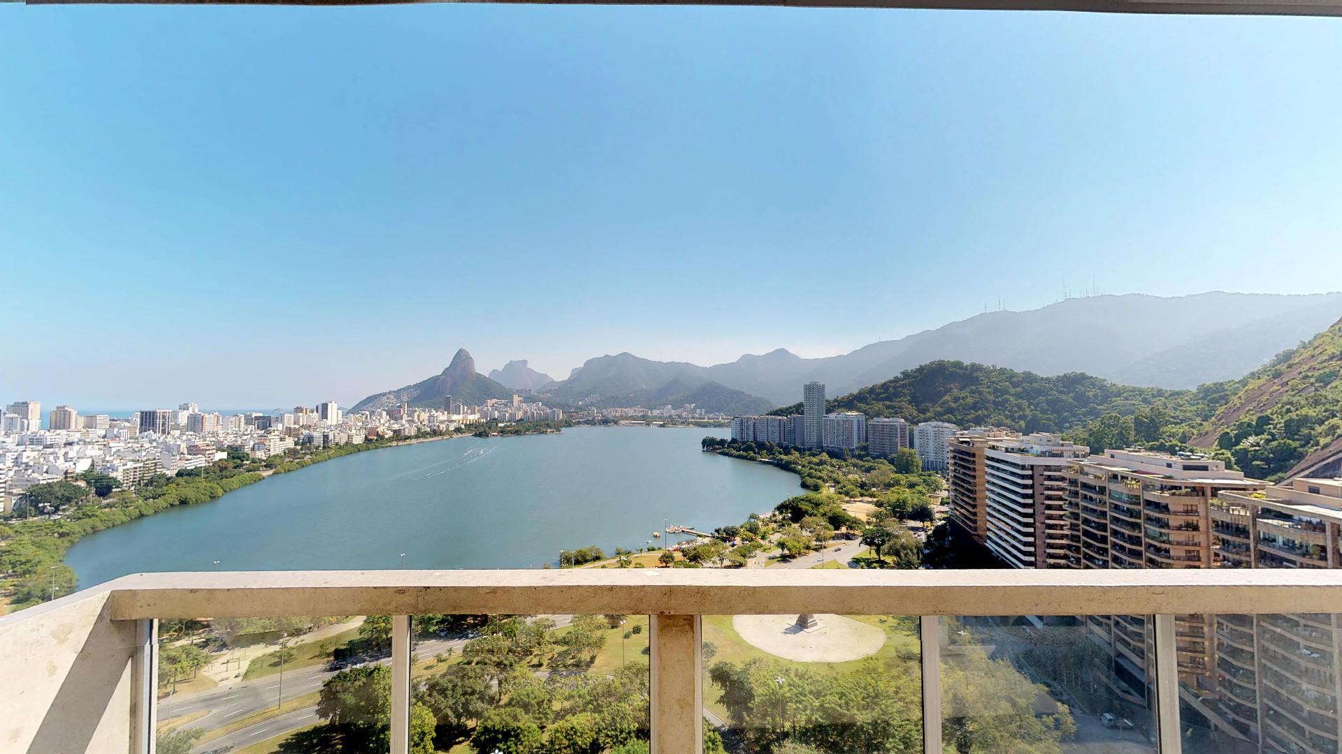 Imagem do Cobertura ID-268 na Avenida Epitácio Pessoa, Ipanema, Rio de Janeiro - RJ