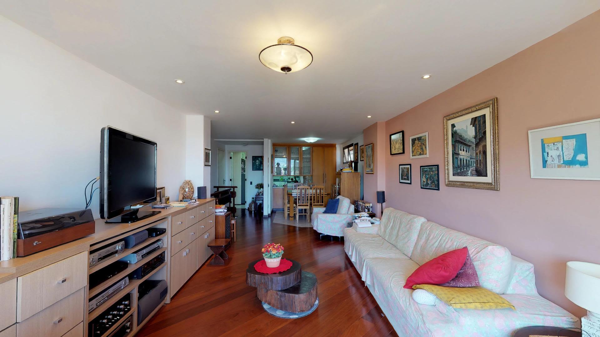 Imagem do Apartamento ID-1335 na Rua Faro, Jardim Botânico, Rio de Janeiro - RJ