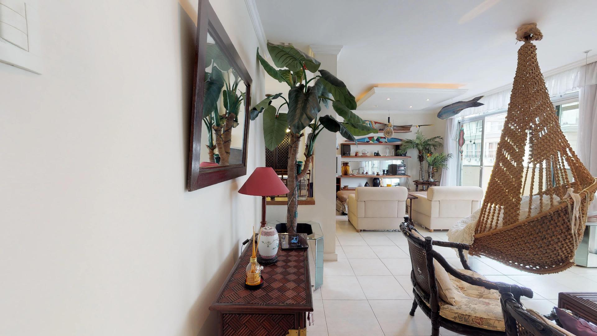 Imagem do Apartamento ID-1822 na Rua Xavier da Silveira, Copacabana, Rio de Janeiro - RJ