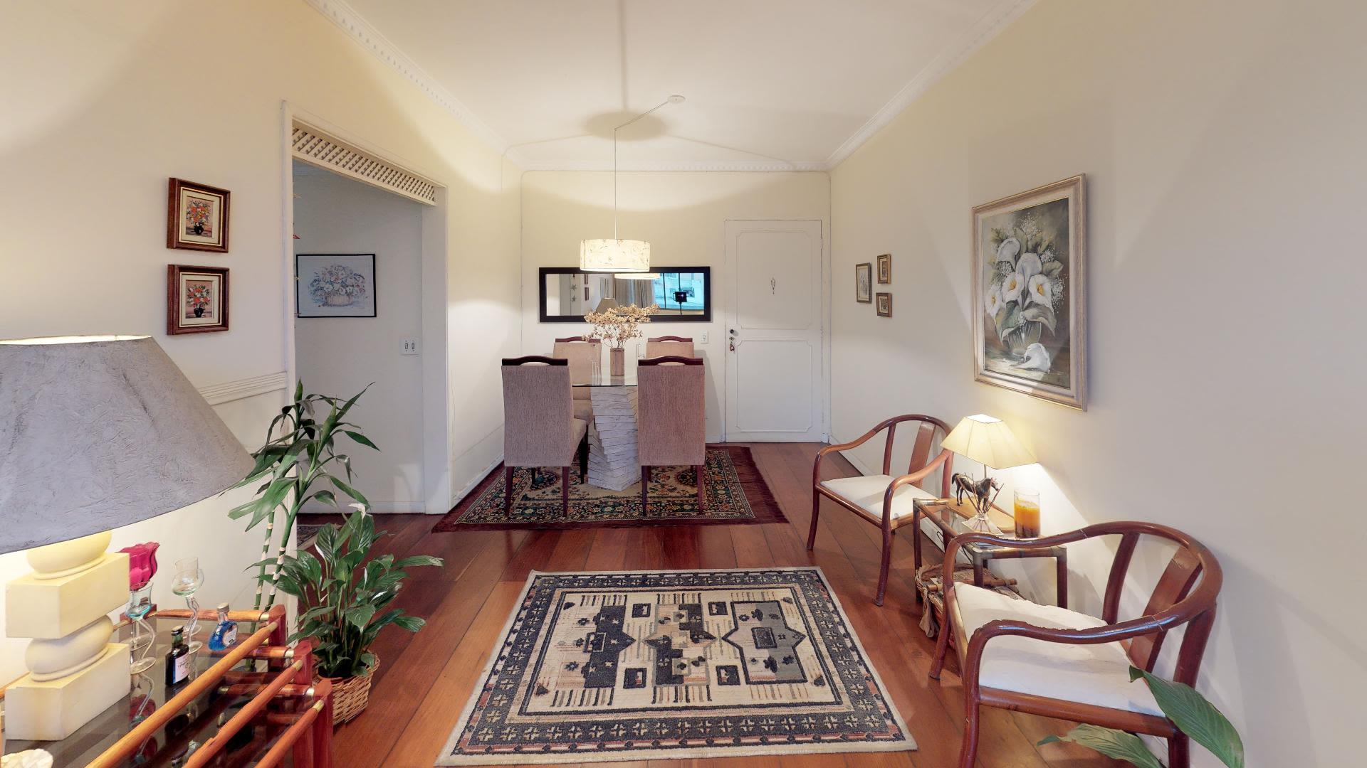 Imagem do Apartamento ID-6537 na Rua Diana, Pompeia, São Paulo - SP