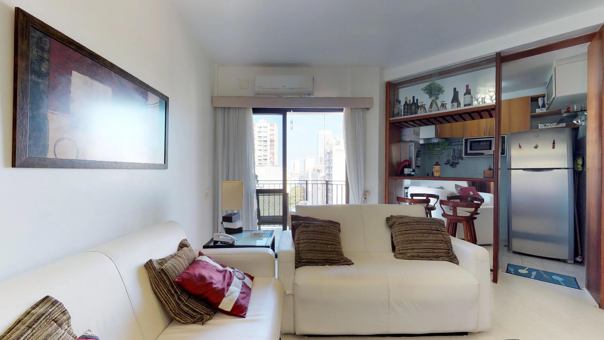 Imagem do Apartamento ID-578 na Avenida Princesa Isabel, Copacabana, Rio de Janeiro - RJ