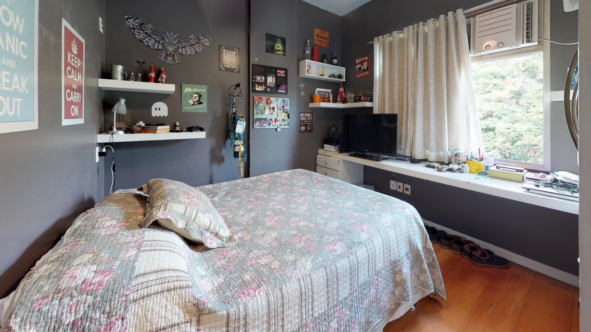 Imagem do Apartamento ID-2221 na Rua Coelho Cintra, Copacabana, Rio de Janeiro - RJ
