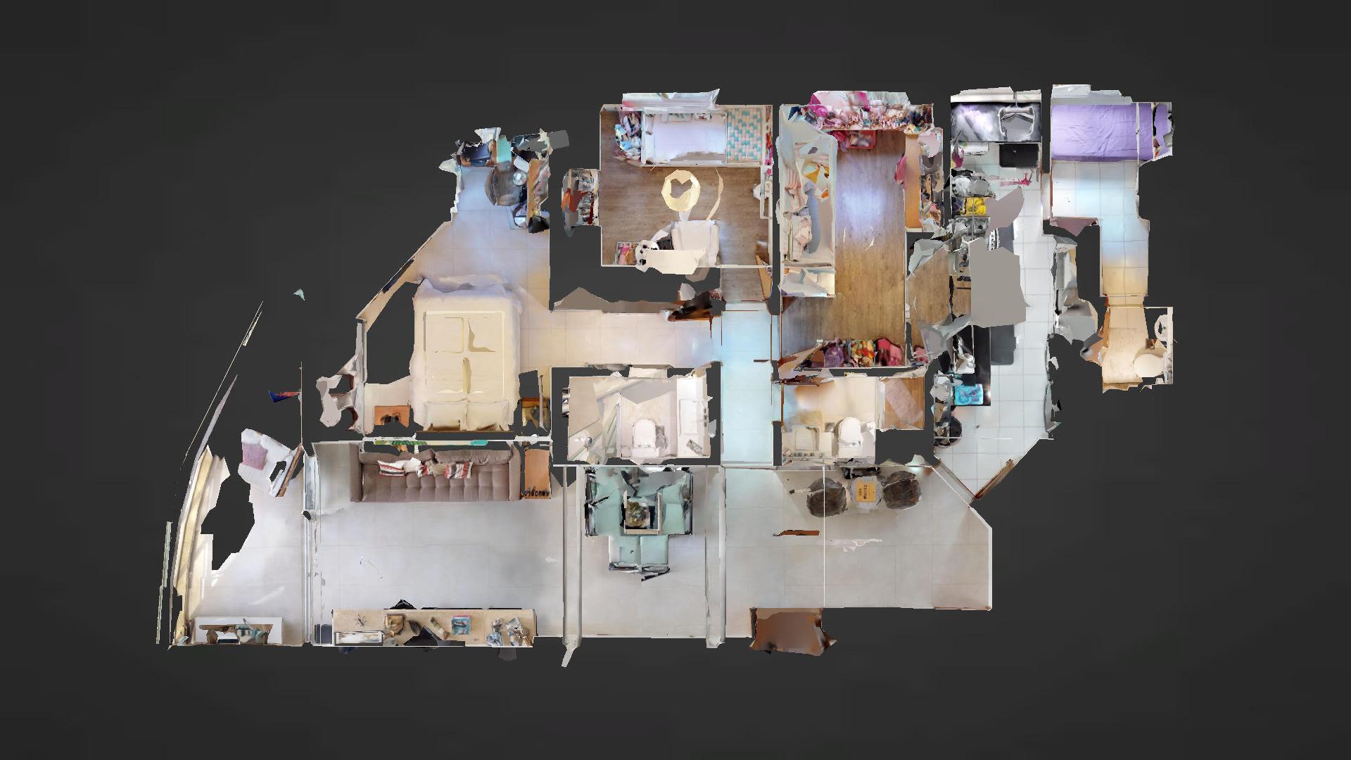Imagem do Apartamento ID-3524 na Rua Macedo Sobrinho, Humaitá, Rio de Janeiro - RJ